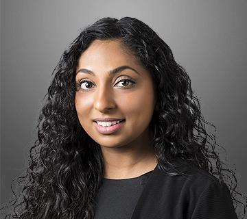 team member Sarah Ahira