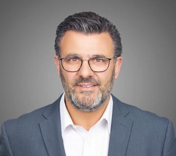 team member Pierre Lussier