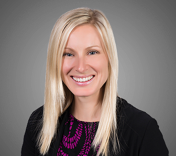 team member Sarah Goodyear
