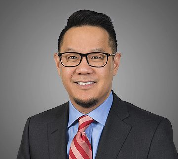 team member Cornelius Wong