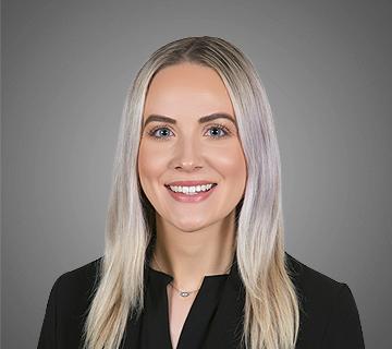team member Katerina Brzoza