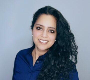 team member Minna Johl