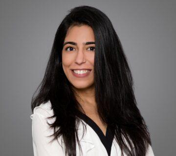 team member Arshee Faizullah