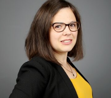 team member Alexandra Ungureanu
